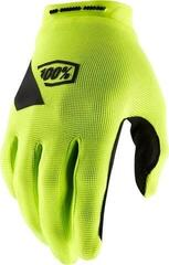 100% Ridecamp Gloves Yellow