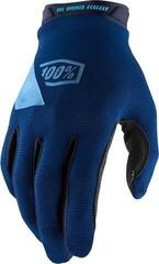 100% Ridecamp Gloves Navy