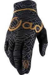 100% CELIUM 2 Gloves Cadence Black 2XL