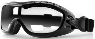 Bobster Night Hawk OTG Goggles Black Lenses Clear