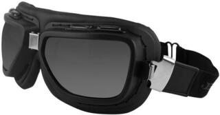 Bobster Pilot Adventure Goggles Black Lenses Interchangeable