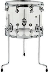 DW 14'' x 12'' Design Series Floor Tom Acrylic