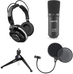 LEWITZ Muziker Youtuber Medium SET