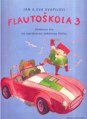 Kvapil-Kvapilová Flautoškola 3 (gitarové doprovody)