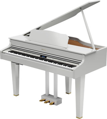 Roland GP607 Gloss White