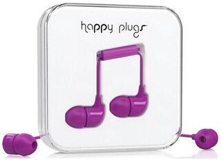Happy Plugs In-Ear Purple