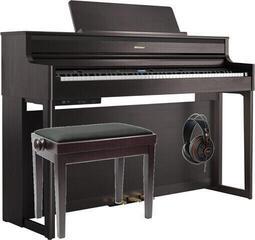 Roland HP 704 Dark Rosewood SET