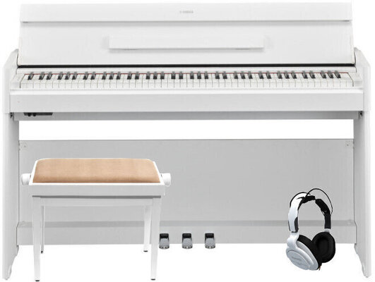 Yamaha YDP-S54WH White SET