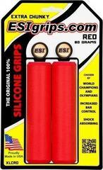 ESI Grips Extra Chunky MTB Red