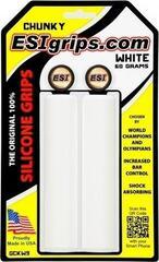 ESI Grips Chunky MTB White