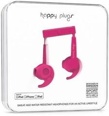 Happy Plugs Sport MFI Cerise