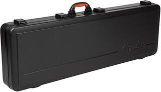 Fender ABS Molded Precision Bass/Jazz Bass Case, Black