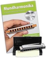 Cascha Blues Mundharmonika Set