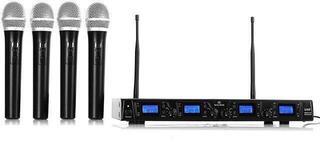 Malone UHF-550 Quartett1