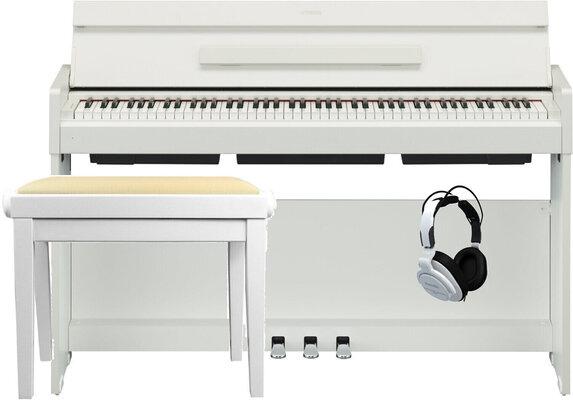 Yamaha YDP-S34 White Set