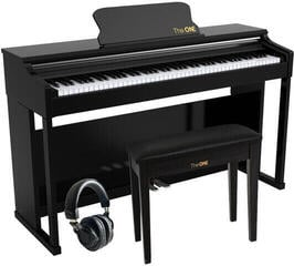Smart piano Smart Piano - Matte Black SET