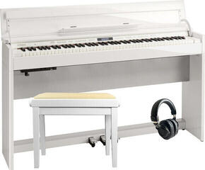 Roland DP603 Gloss White SET