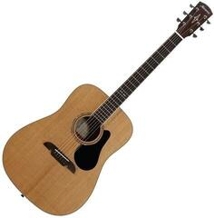 Alvarez AD60E48 Dreadnought Electric
