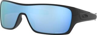 Oakley Turbine Rotor Polished Black/Prizm Deep H2O Polarized