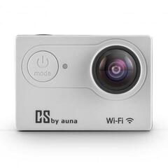 Auna CS ProExtrem Plus Action Camera WiFi 4K Battery Underwater Silver