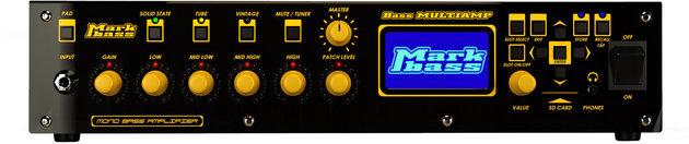 Markbass Bass Multiamp 2015