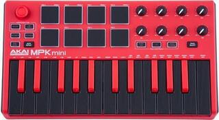 Akai MPK2 mini Red Limited Edition