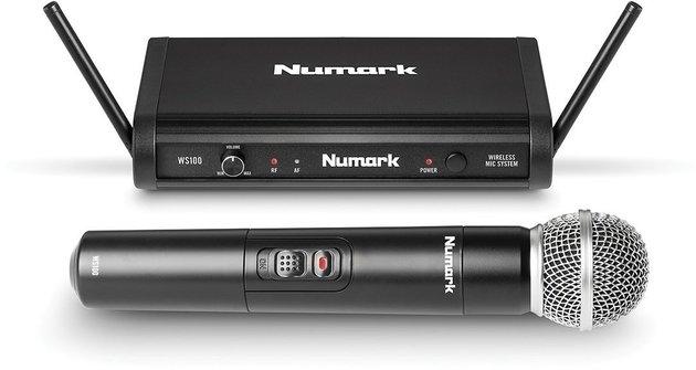 Numark WS-100 Digital Wireless Microphone System