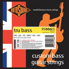 Rotosound RS886LD 6-strings Tru Bass Set 50-135