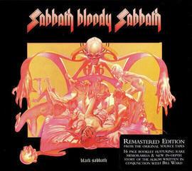 Black Sabbath Sabbath Bloody Sabbath (CD)