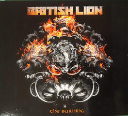 British Lion The Burning (CD)