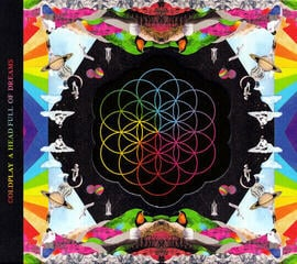 Coldplay A Head Full Of Dreams (CD)