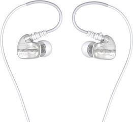 Brainwavz XFit XF-200 Sport In-Ear Earphones with Mic/Remote Clear