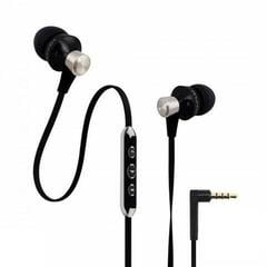 AWEI ES950Vi Headphone In-Ear Headset With Volume Control Black