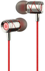 GGMM EJ201 Hummingbird - Premium In-Ear Earphone Headset Silver