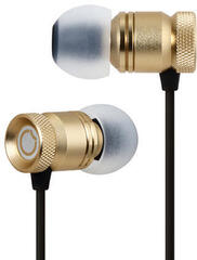GGMM EJ102 Nightingale - Premium In-Ear Earphone Headset Gold