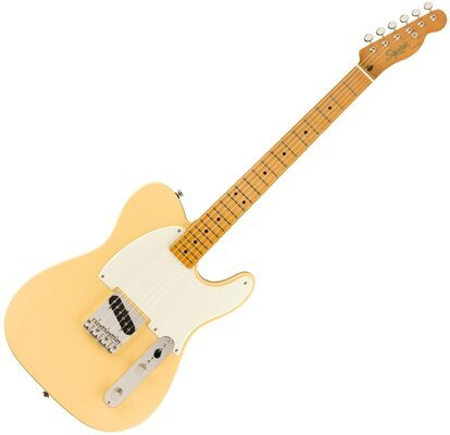 Fender Squier FSR Classic Vibe 50s Telecaster Esquire MN Vintage White