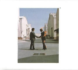 Pink Floyd Wish You Were Here (2011) Music CD