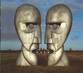 Pink Floyd Division Bell (2011) (CD)