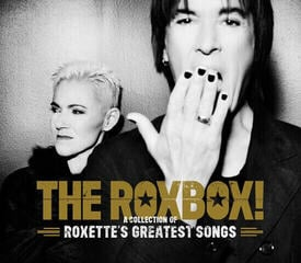 Roxette The Roxbox ! (A Collection Of Roxette'S Greatest Songs) (4 CD)