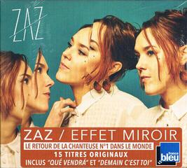 ZAZ Effet Miroir (Limited) (CD)