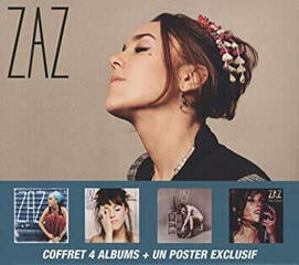 ZAZ Coffret (6 CD/DVD)