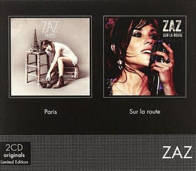 ZAZ Coffret 2CD: Paris & Sur La Route (2 CD)
