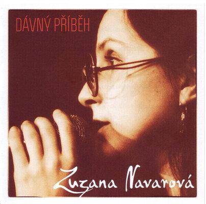 Zuzana Navarová Dávny příbeh (CD)