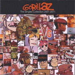 Gorillaz The Singles 2001-2011 (CD)