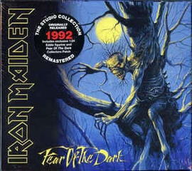 Iron Maiden Fear Of The Dark Glasbene CD