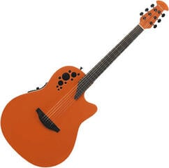 Ovation 1868TX-GO Elite Tx Super Shallow - Gloss Orange