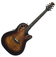 Ovation C2078AXP-AF Elite Plus Okume Feather
