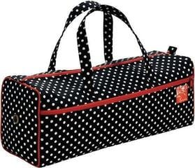 PRYM Needlework Bag Polka Dots Black/White