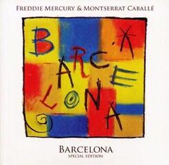 Freddie Mercury Barcelona (Freddie Mercury & Montserrat Caballé) 180 g
