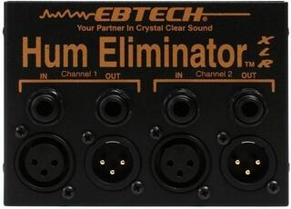 Morley Ebtech Hum Eliminator 2 channel Box XLR